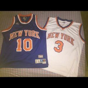 Other - 2 New York Knicks jerseys
